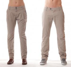 Chino-Hosen für Frauen und Männer