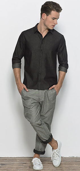 Jeanshemd_schwarz_Outfit